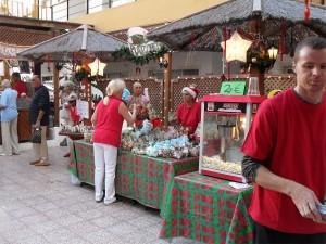 Weihnachtsplätzchen made on Gran Canaria